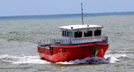 18MTR. Harbour Work Boat